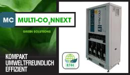 Solutions with natural refrigerants