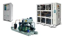 Multicompressor systems and CO2NNEXT