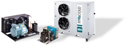 Rivacold Condensing units